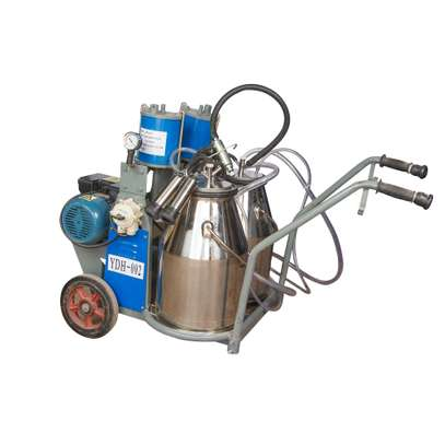 Double Can Milking Machine image 1