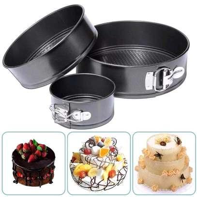Cake Tins 3 in 1 image 1