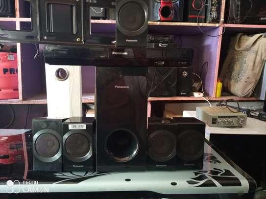 Panasonic home theater system image 2