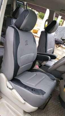 Allion /Ractis /Nze Car Seat Covers image 8