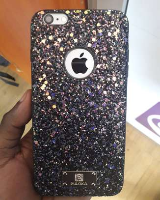 Puloka Glittering Luxurious Cases for iPhone 6,iPhone 6S image 1