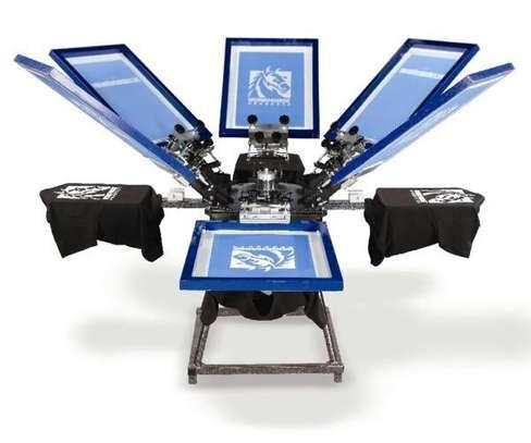 Screen Printing Machine image 2