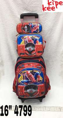 3pcs trolley bags