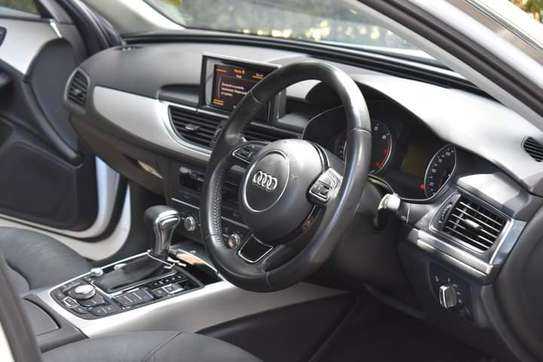 Audi A6 2013 image 7
