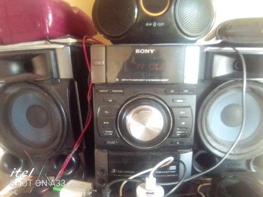 Sony 3cd changer image 3