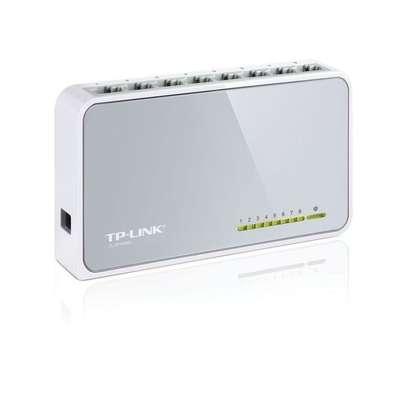 TP-Link 8-Port 10/100Mbps Desktop Switch LS1008 image 3
