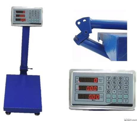 Digital Platform Electronic Weighing Scale image 1