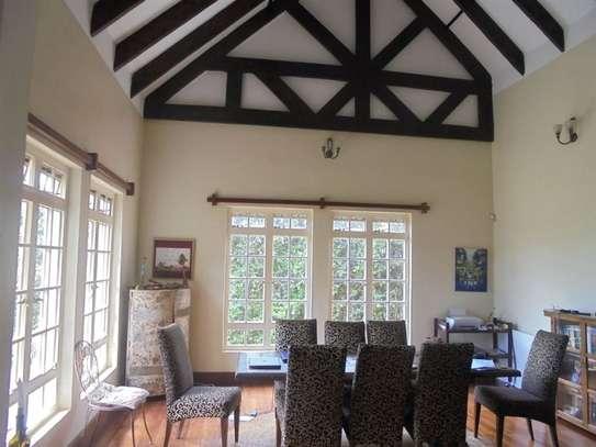 Furnished 3 bedroom villa for rent in Runda image 9