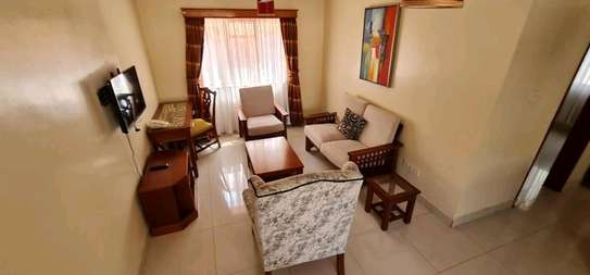 One bed serviced and furnished apartment in westlands Lantana image 3