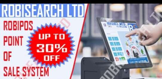 Stock control system (point of sale ) image 1