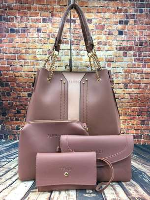4in1 Leather Handbag image 3