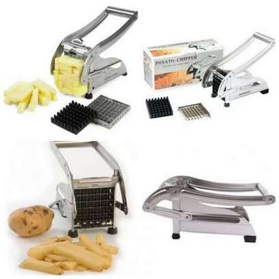 Stainless Steel Potato Chipper (French Fries Slicer) image 3