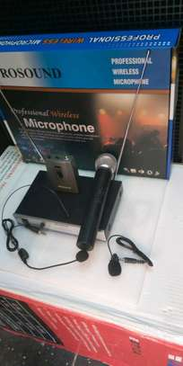 Professional wireless microphone image 2