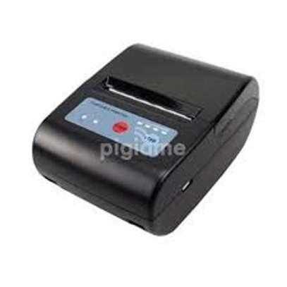 Thermal portable bluetooth printer image 1