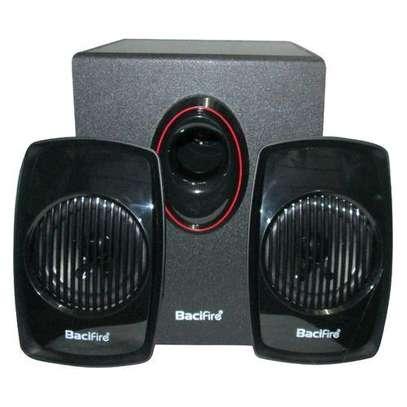 Bacifire speaker image 1