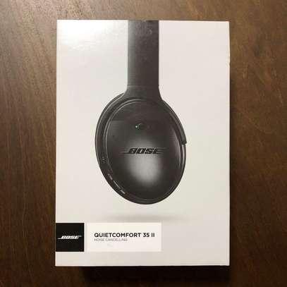 Bose QuietComfort 35 II Noise Cancelling Smart Wireless Headphones image 7