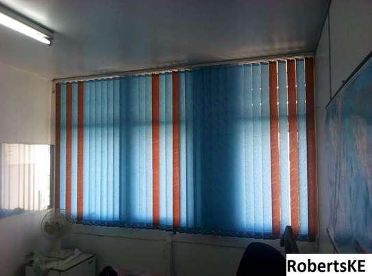 zebra roller office blinds image 1