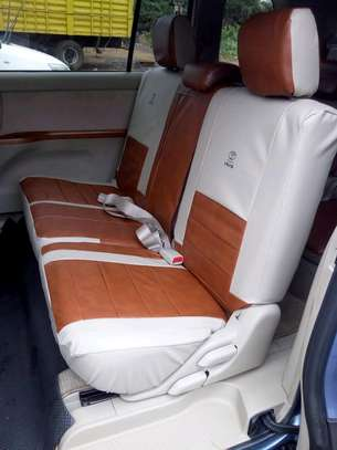 Toyota Isis Car Seat Covers