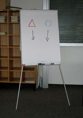 Flip Chart Stand 3x2'' In stock. affordable Price