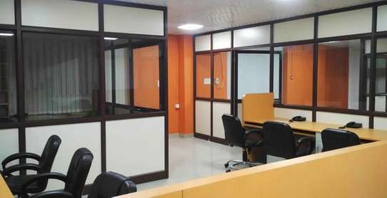 OFFICE PARTITIONING IN NAIROBI