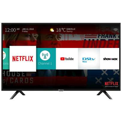 Hisense 43 inches 43B6000PW NEW SERIES 6  SPECIAL OFFER +Free wall bracket image 1