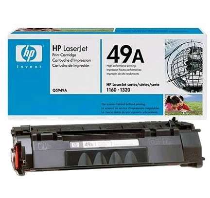 Q5949A Laser jet toner cartridge black only