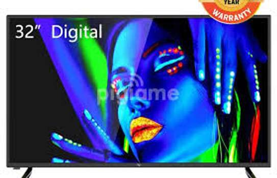 Vision 43 inches Android Frameless Smart Digital TVs image 1