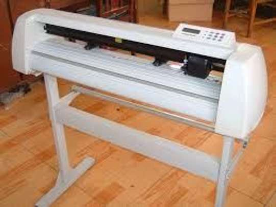 Plotter Branding Machine