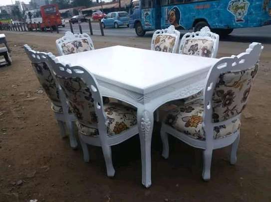 6 seaters dining set