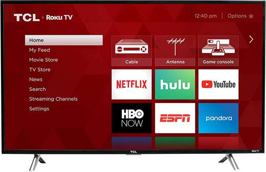 TCL 32 INCH SMART ANDROID LED TV, 32S6800 image 1