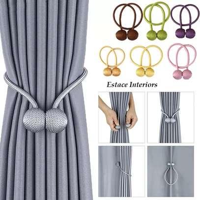 Curtain holder/ Tie backs image 5
