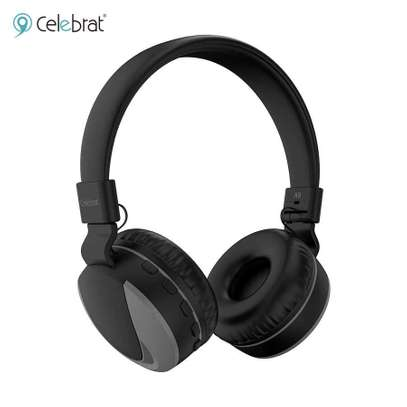 A9 Celebrat Bluetooth Wireless Headset Headphones image 3