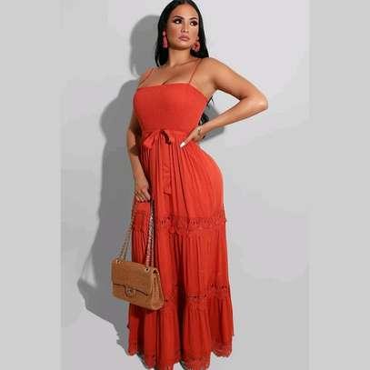 Fashionable Maxi Dress image 1
