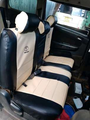 WISH DURABLE CAR SEAT COVERS image 2