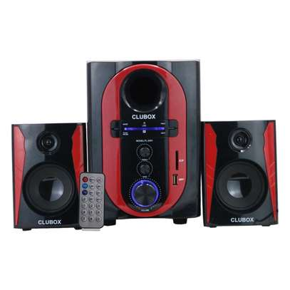CLUBOX-2401 2.1 Channel Multimedia SUBWOOFER