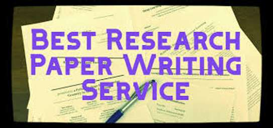RESEARCH PAPER WRITING SERVICES image 1