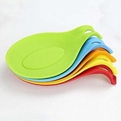 silicon spoon rest image 2