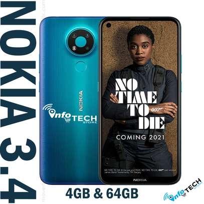 Nokia 3.4 4GB 64GB image 1