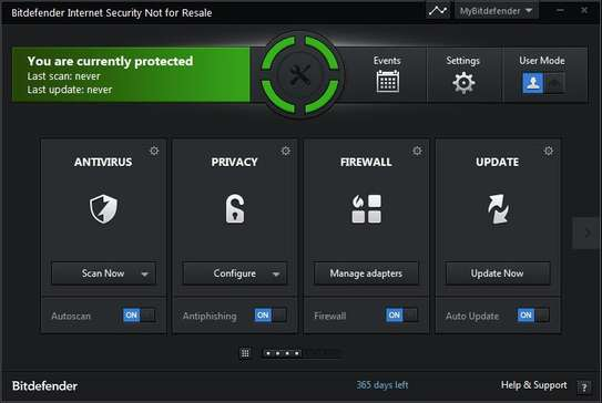 Bitdefender internet security image 2