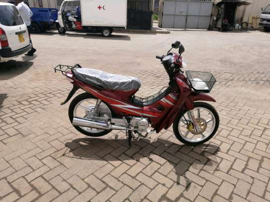 New 110cc Scooter