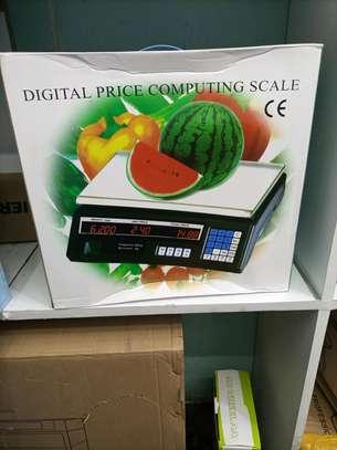 30kg digital platform scale image 1