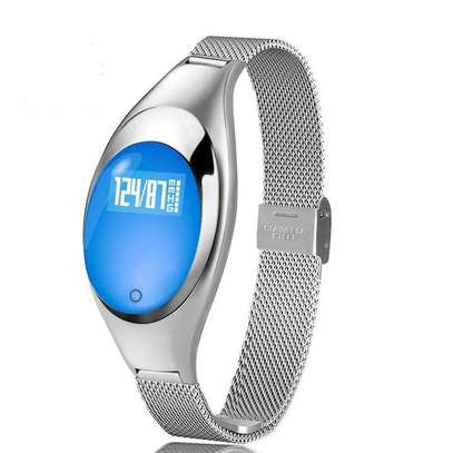Z18 Smart Watch Bracelet With Blood Pressure Heart Rate Monitor image 2