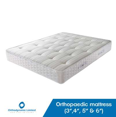 "Orthopaedic Mattress 6"" by 6"" image 1"