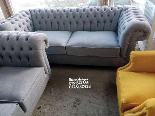 Modern two seater sofa image 1