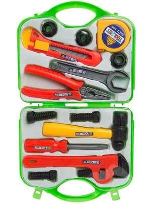 Kids Handy Man Construction Repair Tool Set Kit Toys image 4