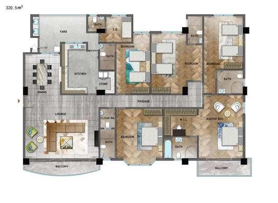 5 bedroom apartment for sale in Kileleshwa image 4