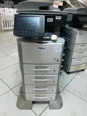 Restocked Ricoh SP 5200 photocopier printer scanner machine