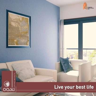 2 bedroom apartment for rent in Pangani image 4