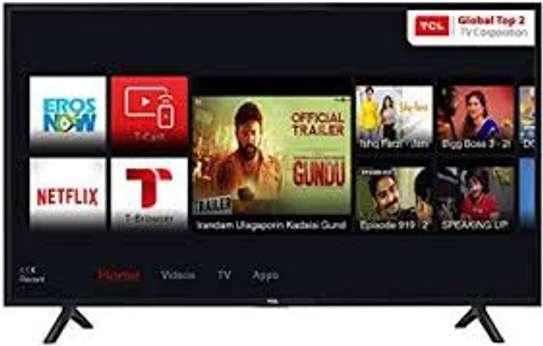 brand new 40 inch tcl smart android tv image 1