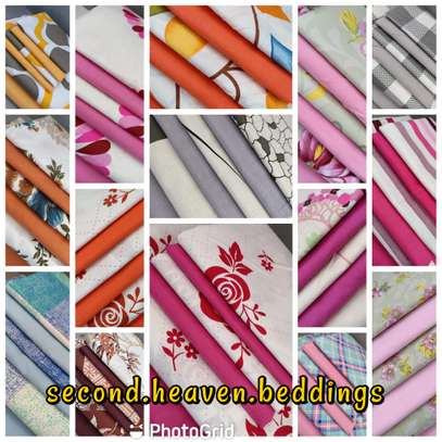 100% Cotton bedsheets image 2